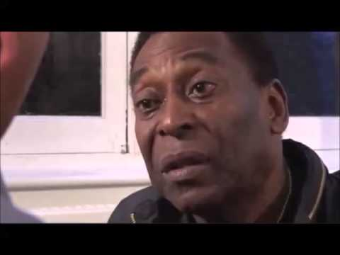 """Pelé (2011): """"Messi Is The Best Player Today, Nobody Can Compare With Him"""""""