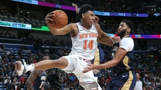 Knicks Fade Late vs. Pelicans: Highlights & Analysis | New York Knicks | MSG Networks