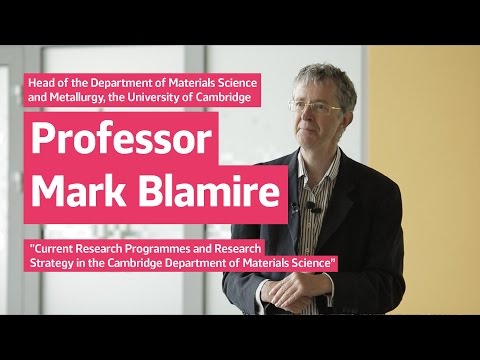 Professor Mark Blamire I Current Research Programmes and Res