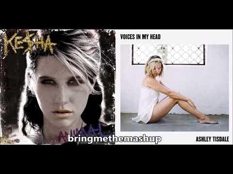 ANIMALS IN MY HEAD - Kesha & Ashley Tisdale (Mashup)