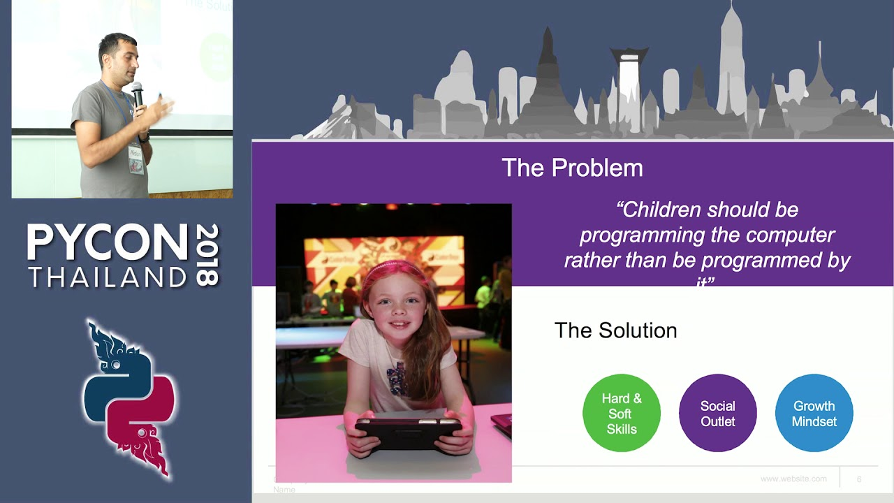 Image from CoderDojo - a free programming club for kids