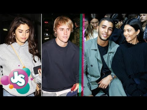 Should Selena Gomez & Justin Bieber TRY To Fix Relationship? Kourtney & Younes Worth the Trouble?  