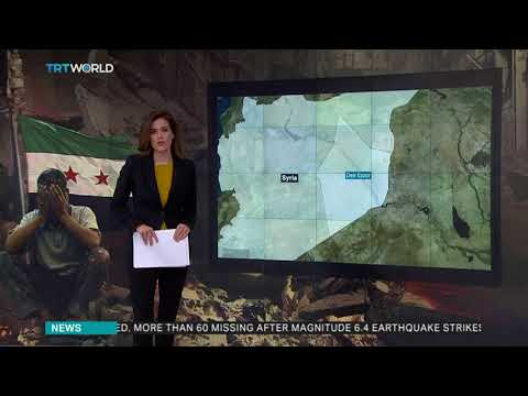 US-led forces kill more than 100 pro-regime forces in Syria