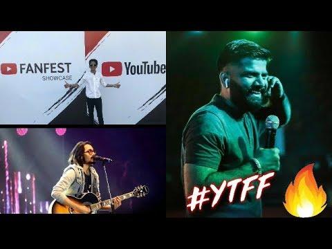 Technical Guruji Live Rapping 🔥🔥 | Bhuvan Bam, Lalit Shokeen, Nagar palika, FanFest Delhi- 2018