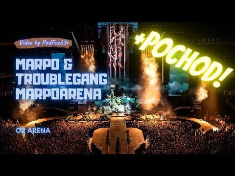 MARPO & TroubleGang | O2 Arena | 19.5.2018 | MarpoArena |