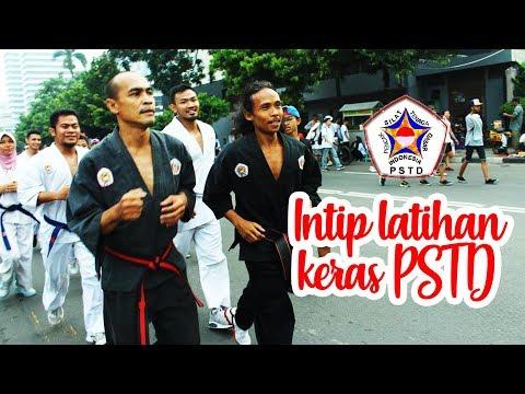 Sejarah Silat PSTD Dan Intip Latihan Kerasnya