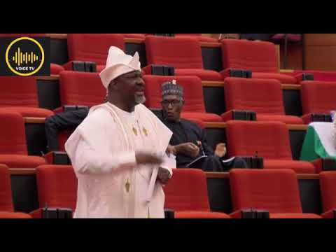 Nigeria security agency are at war against each other  Sen  Dino