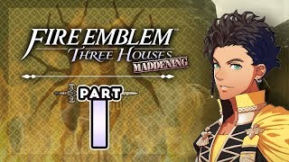 "Part 1: Let's Play Fire Emblem Three Houses, Golden Deer, Maddening - ""Fear The Deer!"""