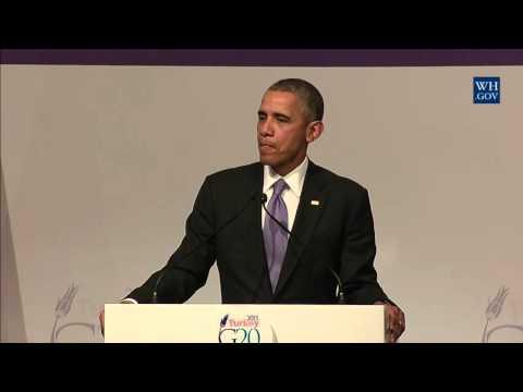 Obama: Religious Test For Immigration 'Shameful'