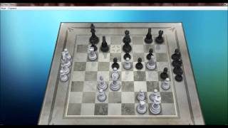Шахматы игра с chess titans на 10 уровне(на самом деле игра продолжалась 35 минут...игра была не сложной, гамбит не применялся т.к. была правильно выбр..., 2011-05-30T14:34:09.000Z)