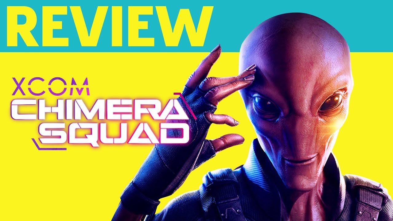 Xcom Chimera Squad Review Swoj Com