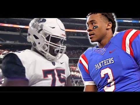 WHAT A GAME 🎬💥 #1 Team In The Nation Allen (TX) V Duncanville | Texas Class 6A D1 Semi-final