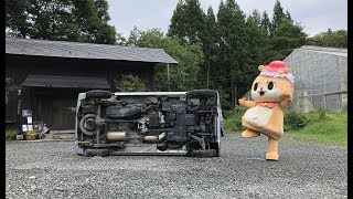 【Part6】ちぃたん☆欲張り動画セットJapanese Mascot Fails, Fights & Funny Moments Video