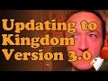 Updating to Kindgom Amazon Affiliate Theme Version 3.0