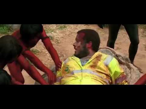 Download THE GREEN INFERNO - JONAH DEATH SCENE (BACKFLIP)