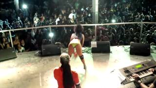 MACHEL MONTANO *LIVE* IN ATLANTA (May 26th 2013) BEND OVER