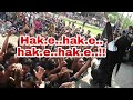 Heboohh..!! Penonton lngsung Hak.e..hak.ee saat norma silvia nyanyi KONCO TURU