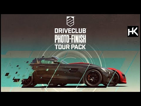 Driveclub | Let's Play | Photo-Finish Tour