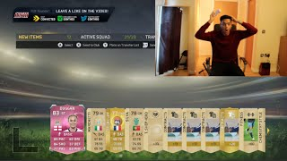 WTF A WOMAN IN A PACK!!!! - FIFA 15 Thumbnail