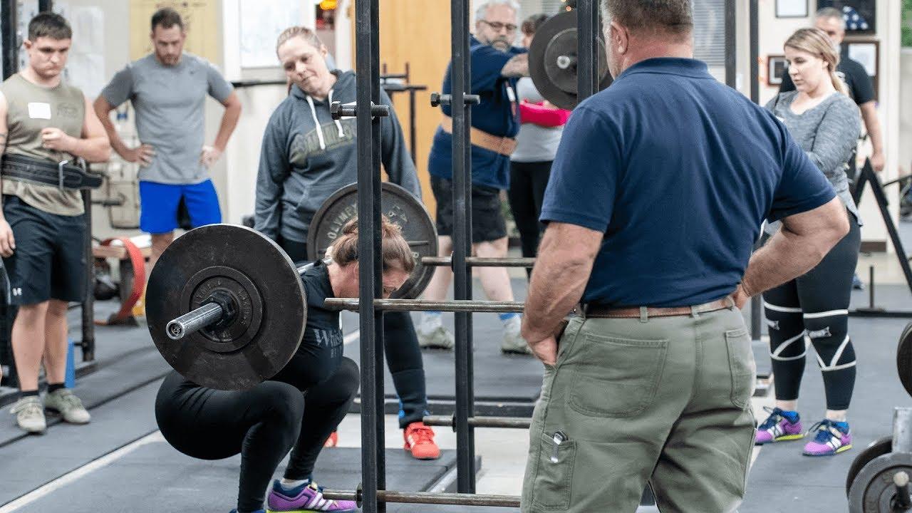 Rip Coaches The Squat - Starting Strength Seminar