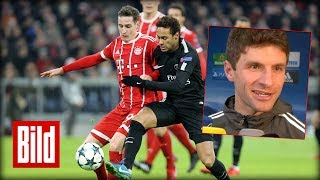 Bayern München vs Paris 3:1 / PSG ist keine Über-Mannschaft / Champions League