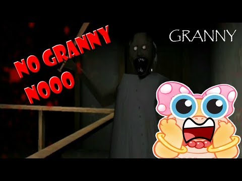 GRANNY WANTS' ME! (Granny) SCARY MONDAY