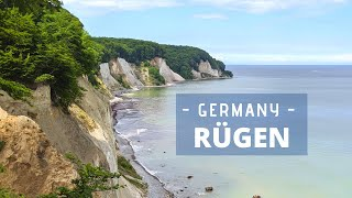 Rügen - the largest island in germany, baltic sea | travel video