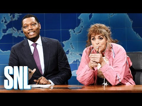 Weekend Update: Cathy Anne on Trump's Border Wall - SNL