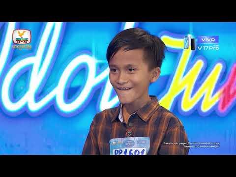 ចេញមកឡើងជឿជាក់ហ្មង! Cambodian Idol Junior - Judge Audition - Week 3