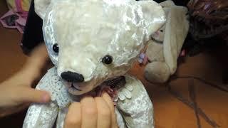 Белый медведь БернАрт от Буди Баса
