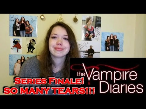 The Vampire Diaries Series Finale (8x16) Reaction