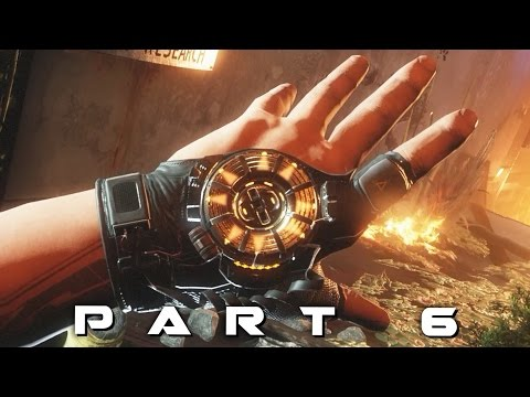 TITANFALL 2 Walkthrough Gameplay Part 6 - Time Travel (Campaign)