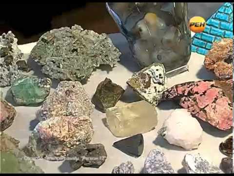 Выставка «Каменная сказка» в Йошкар-Оле