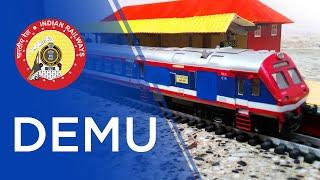 Indian Railways - DEMU