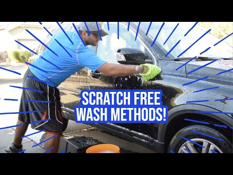 TOP 3 WAYS TO WASH YOUR CAR: Car Detailing Tips and Tricks!