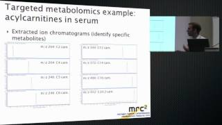 Hardware & Techniques in Metabolomics // Charles Evans // Uncut