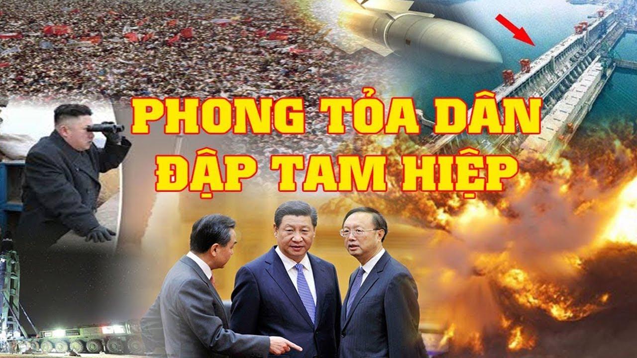🔴Cực Sốc!T.C.Bình LỆNH Vương Nghị Phong Tỏa Dân Tại Đ.T.Hiệp Khi Triều Tiên Đang Bắnn Khốc Liệt Ở B