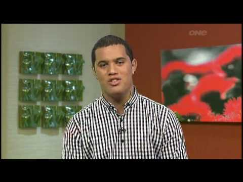 Stan Walker on Good Morning