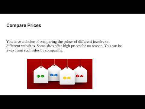 Why prefer online markets for buying bridal jewelr