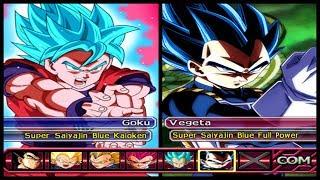 JÁ SAIU A NOVA BETA 4!!Dragon Ball Z Budokai Tenkaichi 3 v4 (ATUALIZADO)