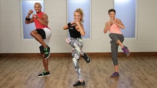 Gambar cover 45-Minute Epic Cardio Boxing Workout | Class FitSugar
