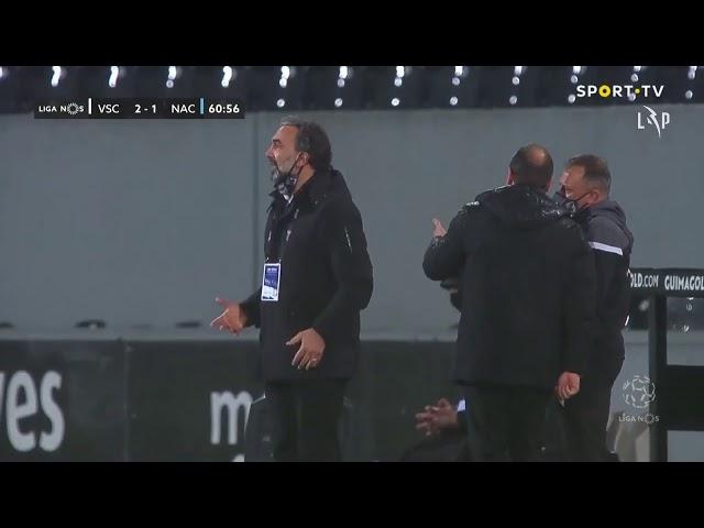 Goal | Golo Lucas Kal: Vitória SC (3)-1 CD Nacional (Liga 20/21 #12)