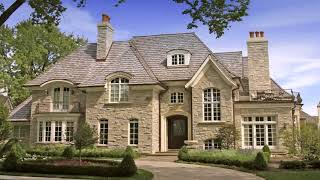 Home Exterior Ideas With Stone