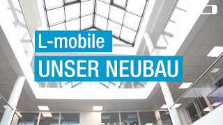 Die L-mobile group wächst: Das wird unser Neubau