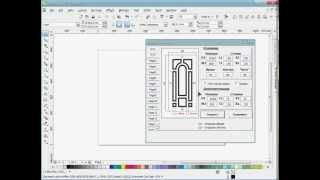 макрос, мебельный фасад, мдф накладка(http://irvik.at.ua/forum/6-32-11 - тут больше. Макрос рисует мебельный фасад лотос. Работа макроса по созданию мдф накладок..., 2012-07-12T12:41:30.000Z)