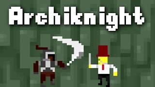 Archiknight - Action platformer