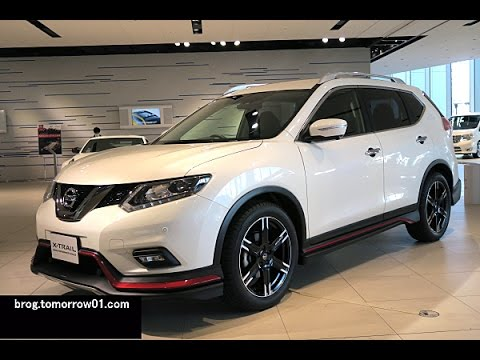 "Nissan X-Trail ""NISMO Performance Package"" (2) - YouTube"