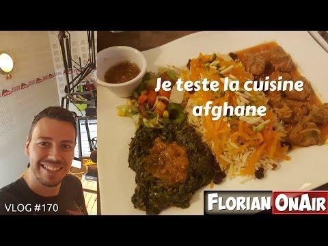 Je Teste La Cuisine Afghane Vlog 170 Youtube