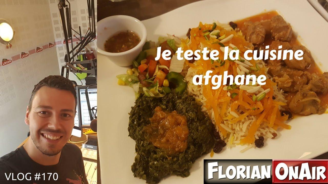 Je Teste La Cuisine Afghane Vlog 170