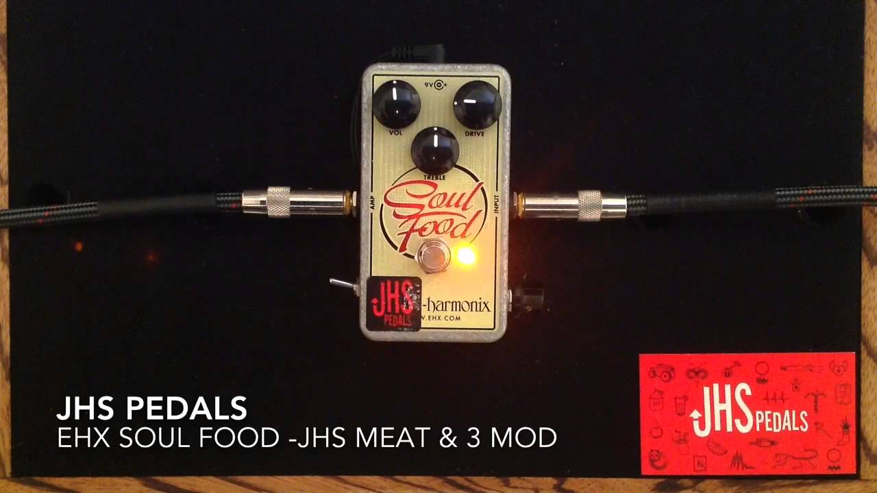 Jhs Ehx Soul Food Meat  Mod